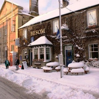 Besom, Mid Berwickshire