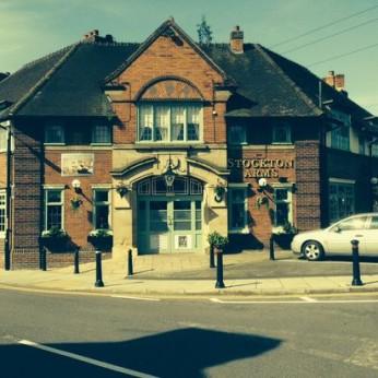 Stockton Arms Hotel, Hartburn