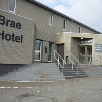 Brae Hotel, Brae