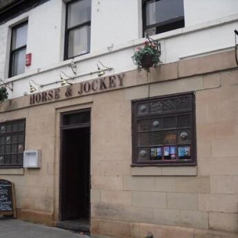 Horse & Jockey, Lanark