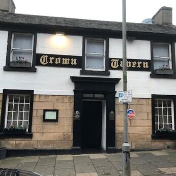 Crown Tavern, Lanark