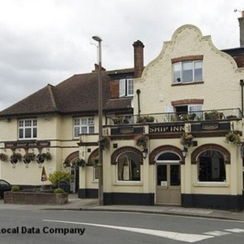 Ship Inn, East Grinstead