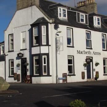 Macbeth Arms Hotel, Lumphanan