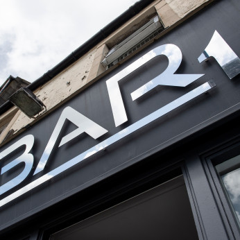 Bar 1, Falkirk