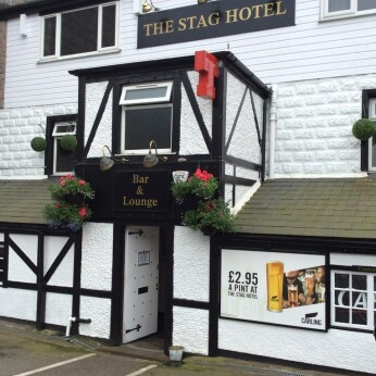Stag Hotel, Banchory