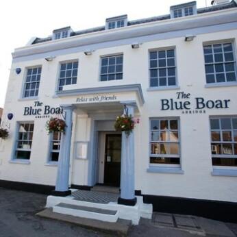 Blue Boar, Abridge