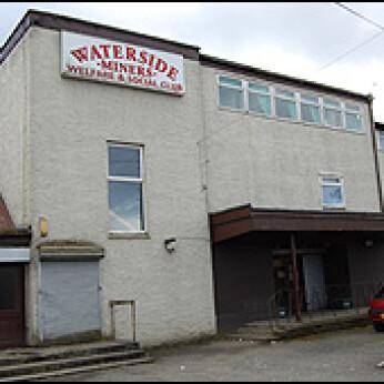 Waterside Miners Club, Kirkintilloch