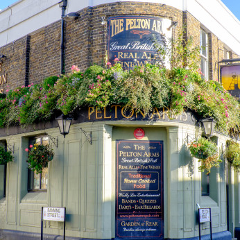 Pelton Arms, London