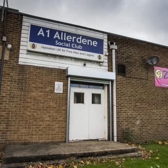 A1 Allerdene Social Club, Chowdene