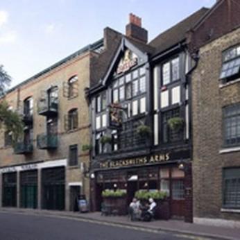 Blacksmiths Arms, London SE16