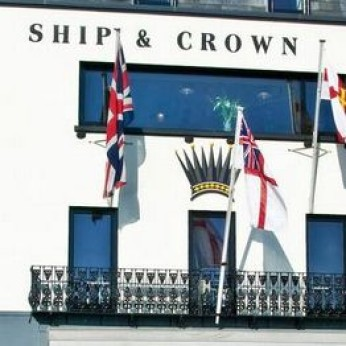 Ship & Crown, St Peter Port