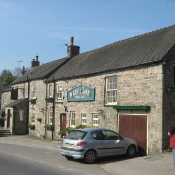 Bell Inn, Burton Overy