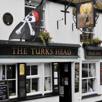 Turks Head Inn, Penzance
