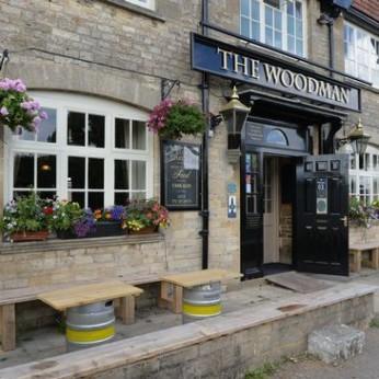 Woodman Inn, North Leigh