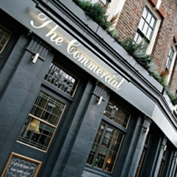 Commercial Hotel, London SE24