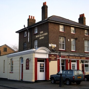 Bricklayers Arms, London SE27