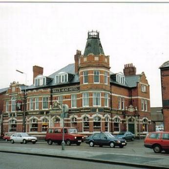 Bull's Head Hotel, Worsley