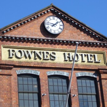 Fownes Hotel, Worcester