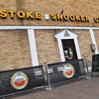 Stoke Snooker Club, Gosport