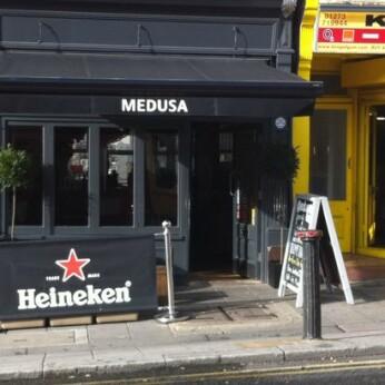 Medusa Bar, Brighton