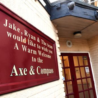 Axe & Compass, Heath and Reach