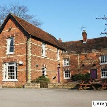 Cricketers Arms, Rickling Green
