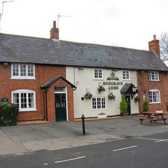 Musgrave Arms, Shillington