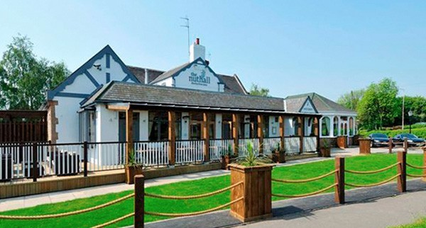 The Nuthall Pub And Kitchen Nottingham Menu