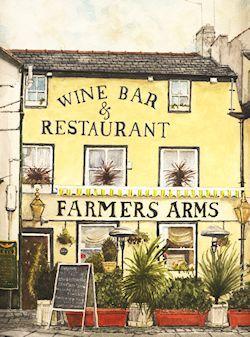 Farmers Arms Ulverston Restaurant Menu