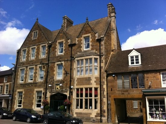 Falcon Hotel Restaurant Uppingham