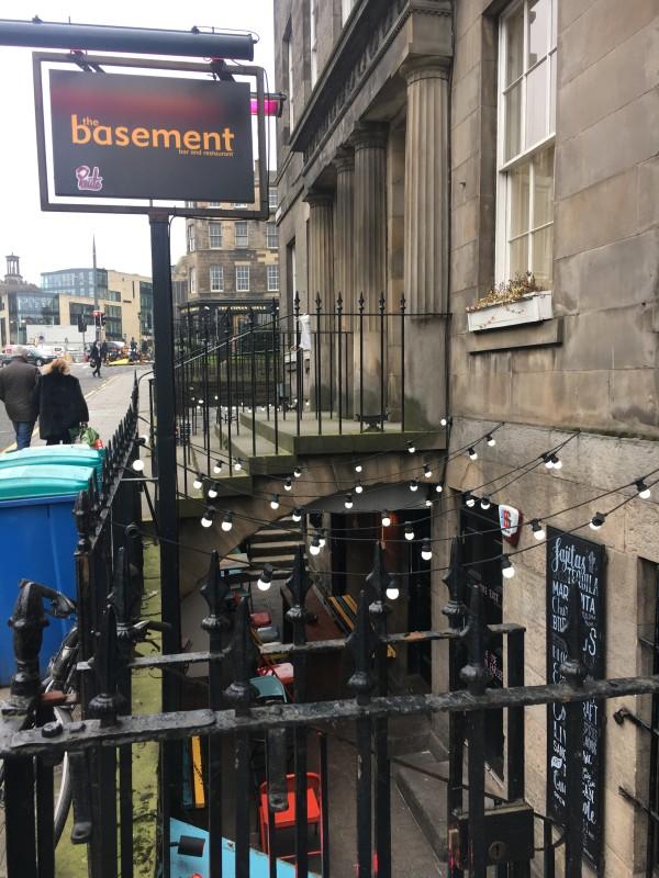 Basement, Edinburgh, Midlothian, EH1 3RH