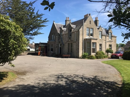Click To View Full Size Westerlea Hotel Nairn Photograph Number 1