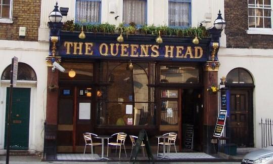 pub bar jobs queens head camden london wc1x 8sf. Black Bedroom Furniture Sets. Home Design Ideas