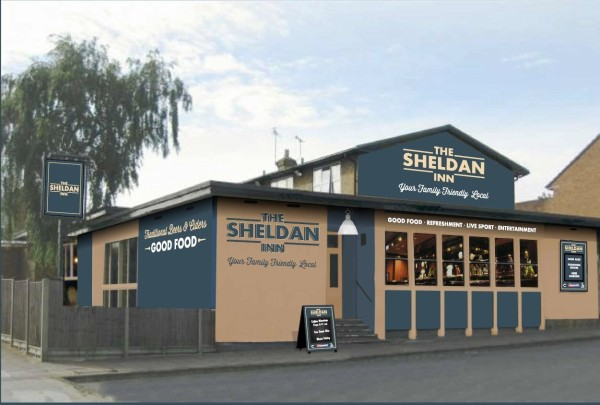 garden city inn. Click To View Full Size - Sheldan Inn, Welwyn Garden City(photograph Number 1 City Inn