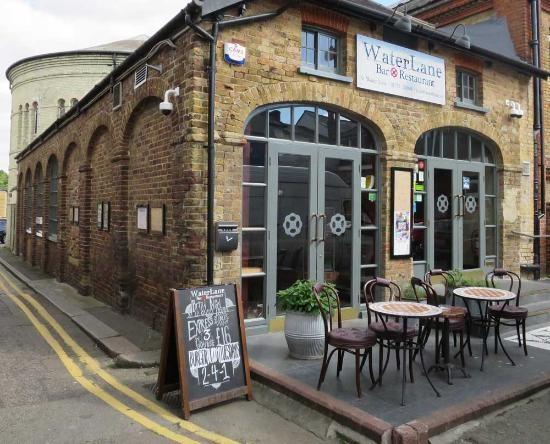 Water Lane Bar Restaurant Bishop S Stortford