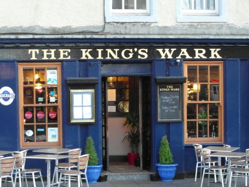 Best Pub Food Leith