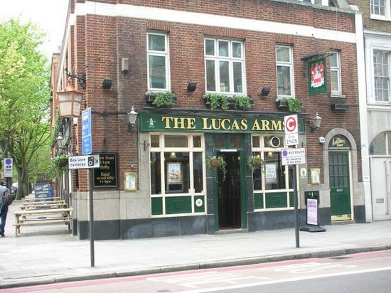 Lucas Arms Kings Cross