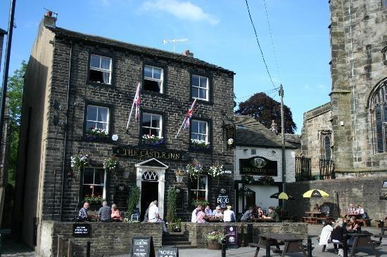 Castle Pub Skipton Food Time