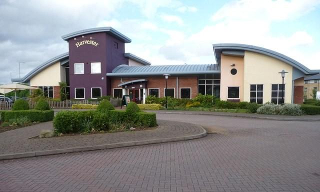 Grange Park Northampton Restaurants