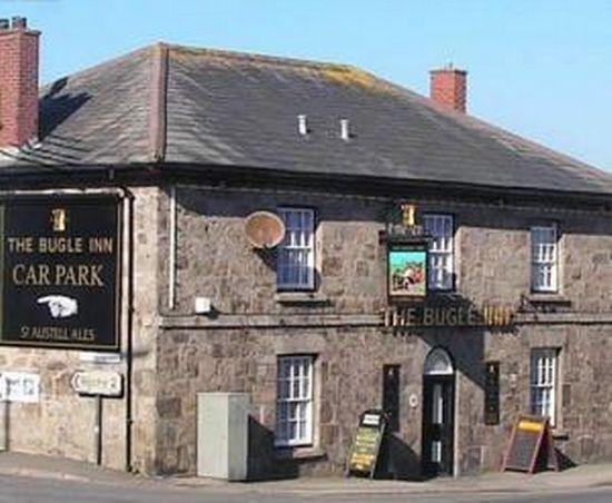 Garden Centre: Bugle Inn, Bugle, St. Austell, Cornwall