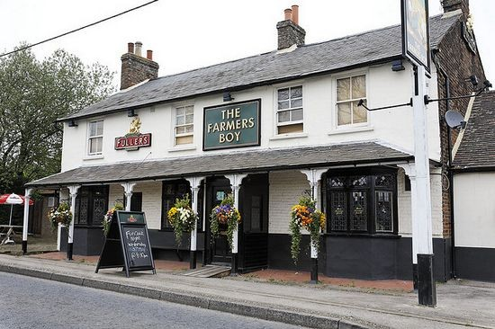 Best Pub Food In Luton