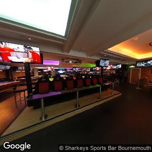 Sharkeys Sports Bar, Bournemouth