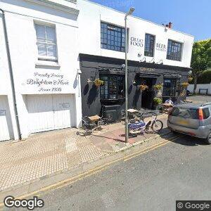 Crescent, Brighton