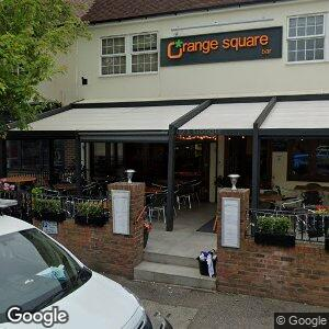 Orange Square, Haywards Heath