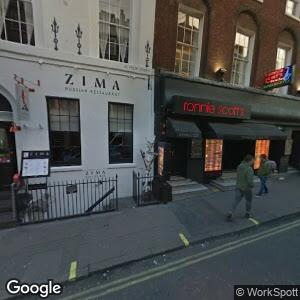 Bar Italia, London W1