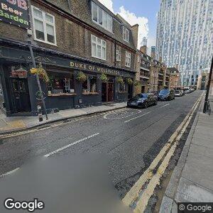 Duke Of Wellington, London E1