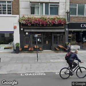 TCR Lounge Bar, London W1T