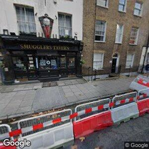Smugglers Tavern, London W1