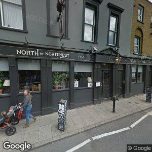 North by North West, London N1