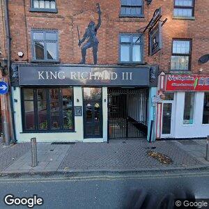 Richard III, Leicester